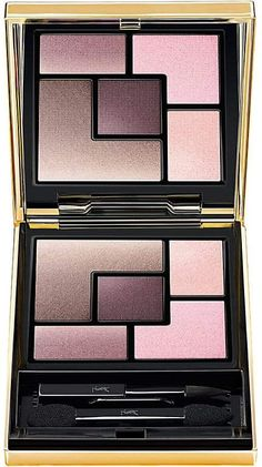 Yves Saint Laurent Beauty Women's Couture Palette, eye shadow palette, makeup, beauty, cosmetics #ad