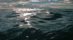 Water Black Waves Boat Dark Sailing Hawai Clouds Ocean Nature Wallpaper