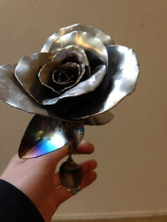 Metal Flower How - To