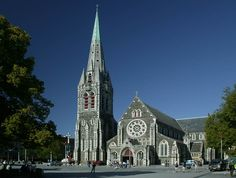 Chistchurch is of historical significance to New Zealand because of the earthquake that happened that will change some of New Zealand's history.