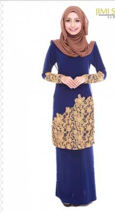 Baju Kurung Moden Prada Lace Trendy Dresses, Casual Dresses, Summer Dresses, Formal Dresses, Hijab Dress, Hijab Outfit, Dress Brokat, Wedding Flower Girl Dresses, Pakistani Dresses