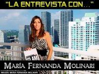 LA ENTREVISTA CON… MARIA FERNANDA MOLINARI