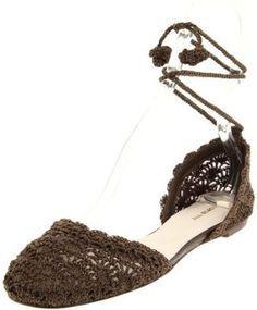 Картинки по запросу calçados em croche