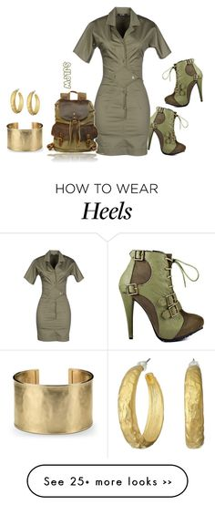 """Back To School"" by sjlew on Polyvore featuring Promise Shoes, Versace Jeans Couture, Blue Nile and Kenneth Jay Lane"