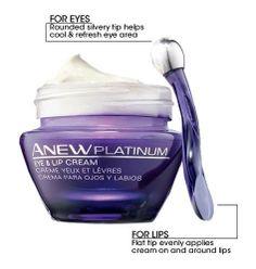 Avon ANEW Platinum Eye & Lip Cream 15gr./ 0.5oz. by Avon, http://www.amazon.ca/dp/B00DTKCYES/ref=cm_sw_r_pi_dp_M5XKsb0JR2WFD