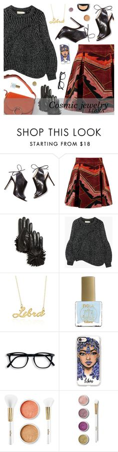 """""""What's Your Sign: Cosmic Jewelry *Libra*"""" by the92liner ❤ liked on Polyvore featuring Tory Burch, Just Cavalli, Maison Fabre, Belk & Co., ncLA, Casetify, Terre Mère, Cover FX, zodiac and libra"""