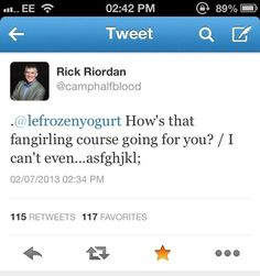 Nice Uncle Rick, you're really getting the hang of it now.