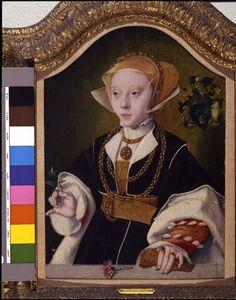 Portrait of a Woman, c. 1535-1540, Barthel Bruyn the Elder, Cologne