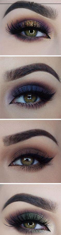 Three Essential Make Up Tips: Eyeliner Makeup Goals, Love Makeup, Makeup Inspo, Makeup Art, Makeup Inspiration, Makeup Tips, Beauty Makeup, Fall Makeup, Makeup Ideas