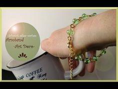Schmuck selber machen: Armband Bracelet Art Deco [engl. Subtitles]