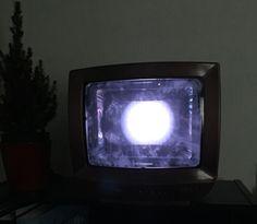 Designlampe Fernseher von Ernst, Fall auf DaWanda.com