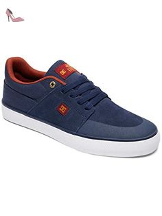Heathrow Vulc TX SE - Chaussures - Bleu - DC Shoes OVTUFup5