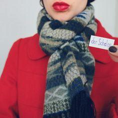 der Schal - scarf