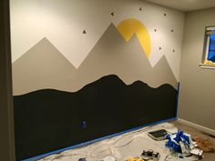 Baby Room Art, Baby Room Decor, Cheap Moving Companies, Mover Company, Best Movers, Packers And Movers, Kids Room Design, Girls Bedroom, Wall Murals