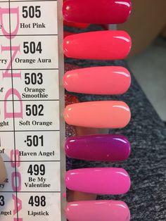 Dnd Gel Polish, Gel Nail Polish Colors, Gel Color, Nail Colors, Colours, Sns Nails, Gel Manicure, Acrylic Nails, Gem Nail Designs