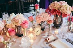 Neato! - Rose & Grey Charleston Wedding  |  The Frosted Petticoat Blog | CHECK OUT MORE GREAT PINK WEDDING IDEAS AT WEDDINGPINS.NET | #weddings #wedding #pink #pinkwedding #thecolorpink #events #forweddings #ilovepink #purple #fire #bright #hot #love #romance #valentines #pinky