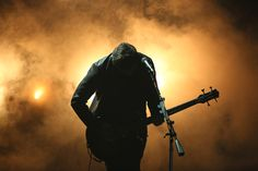 Royal Blood kick things off at the NME Awards 2015 with a searing rendition of 'Figure It Out'. http://nmem.ag/JiV2I
