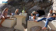 Bjørn bygger bo – Støpe møbler i betong
