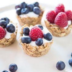 Dein perfekter Start in den Tag: Bunte Frühstücksmuffins