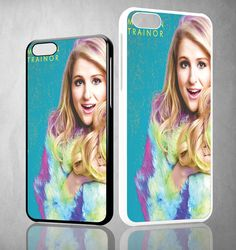 meghan trainor cover X0678 iPhone 4S 5S 5C 6 6Plus, iPod 4 5, LG G2 G3 Nexus 4 5, Sony Z2 Case