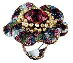 """Poppy' Tourmaline Ring, Jewellery Theatre."