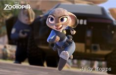 Judy Hopps is the first bunny ever to join Zootopia's police department. Determined to prove herself, Judy jumps at the chance to crack a case, even if it means teaming up with a con-artist fox