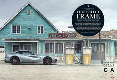 Webb Bland | Automotive Photography - The Ferrari Magazine