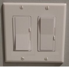 Lutron Diva 0Switch 1000Watt Single Pole 3Way White Indoor