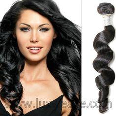 Brazilian Virgin Hair Milan Curl Top Grade Weave Extensions