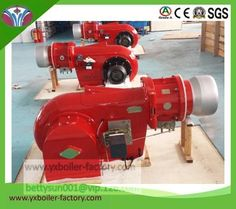 industrial gas burners for sale,commercial gas burner parts,single natural gas burner - YongXing Boiler