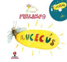 """Pirilampo nos sorprende con #Lucecús. Se vos gusta o #Pirilampo musical, este é o voso CD de #música! O mellor do mellor para nen@s. Encontrádelo na zona de 7 a 12 en Infantil xunto a """"Ollos de mel"""" e escoitadeo a través da nosa conta de Spotify: http://open.spotify.com/album/2s97KlobAE885NvCaigBfL ! ;-)"""