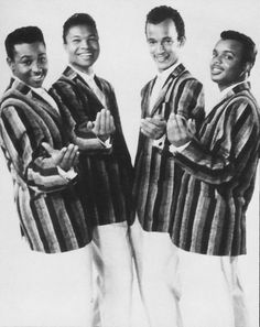 """Famed for their lone hit, """"Puddin' n' Tain,"""" the Alley Cats were one of the many studio groups employed by the legendary pop producer and Svengali Phil Spector. The roots of the Alley Cats lie in the Untouchables, a Los Angeles doo wop combo previously known as The Valiants, which scored the 1957 crossover hit """"This Is the Night."""""""