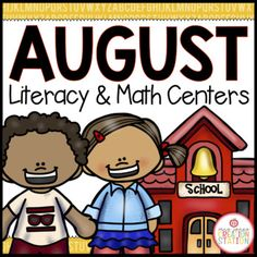 AUGUST LITERACY CENT