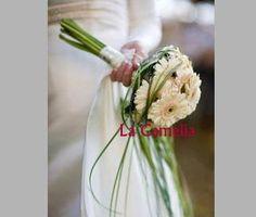 Ramo de novia Bouquet Gerberas | Floristeria la Camelia