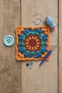Simply Crochet Pick 'n' Mix CAL part 7!