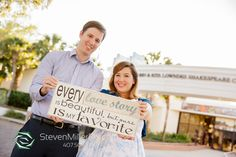 Loch Haven Park Engagement Session   The Acre Orlando Weddings