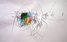 Roann Mathias Calligraphy