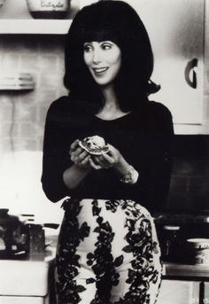 Cher is just gorgeous in the movie Mermaids. <3