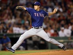 I so want to be Mrs. Dutch-Oven. Or Mrs. Stache. Basically, Mrs. Holland. <3 #Rangers