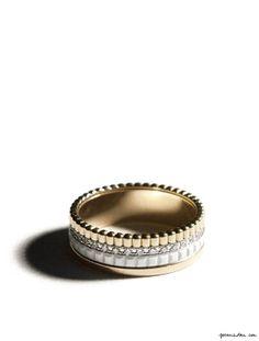 Quatre ring by Boucheron / Garance Doré