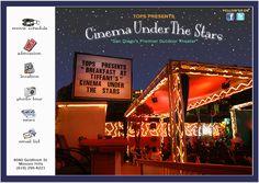 Cinema Under The Stars, San Diego's Unique Open Air Movie Theater