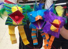 Pájaros Locos: 5º de E.P. Colegio Alameda de Osuna