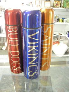 Personalized 25 oz Thermos $27.95