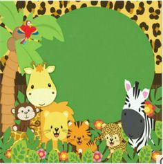 Invitacion safari