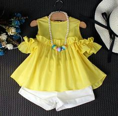Kids Dress Wear, Little Girl Outfits, Little Girl Dresses, Kids Outfits, Girls Dresses, Baby Girl Dress Patterns, Baby Dress Design, Fashion Kids, Cute Toddler Girl Clothes