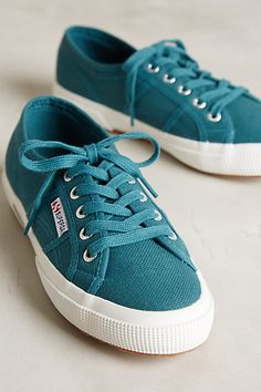 Superga Classic Sneakers #anthrofave #anthropologie