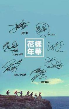 A Box Of Suga bts signatures Bts Jin, Bts Bangtan Boy, Bts And Exo, Jimin Jungkook, Bts Taehyung, Bts Lockscreen, Shinee, Taemin, Foto Bts