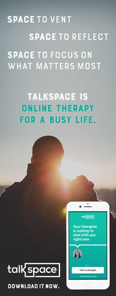 "*Must be 18+ years old to use Talkspace App Don't Spend A Fortune On Office Visits. Plans Start at $49/Wk for Online Therapy w/ Video, Audio and Unlimited Messaging. Chat Online w/ a Licensed Professional Therapist Now!  Have you ever asked yourself, ""Am I Depressed?"" Or ""Why Am I Sad? Or ""I Need Marriage & Love Advice!"" Whether you're looking for ways to manage anxiety, depression, or need counseling for every day stress - Talkspace is there 24/7 For You. Download the app today!"