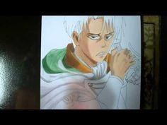 Speed Drawing  Levi Rivaille - Shingeki no Kyojin / Attack on Titan / 進撃の巨人