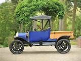 1914 Ford Model T Vegetable Truck